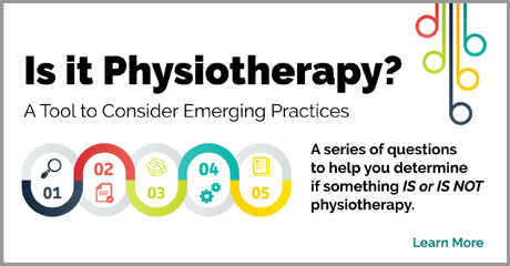 Is it Physiotherapy?